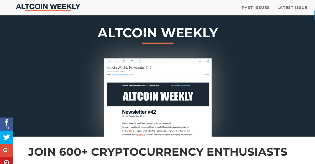 AltcoinWeekly